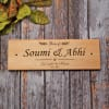 Personalized Engraved Name Plate Online