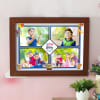 Personalized Happy Birthday A3 Photo Frame Online