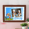 Personalized Partners In Crime A3 Kids Photo Frame Online