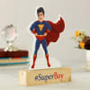 Buy Personalized SuperBoy Caricature for Kids