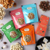 Shop Premium Dry Fruits And Sweets Diwali Hamper - Customized With Logo
