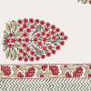 Shop Rajasthani Block Printed Double Bedsheet with Pillow Covers