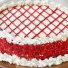 Shop Red Velvet Cake ( Half Kg)