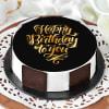 Royal Birthday Wish Cake (Half Kg) Online