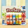Set of 5 Poster Paints Online