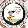 Buy Singing Racoon Birthday Cake (Half Kg)
