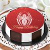 Spiderman Birthday Cake (Half Kg) Online