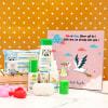 Summer Essentials Personalized Baby Shower Hamper Online