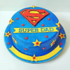 Super Dad Designer Cake (1.5 Kg) Online