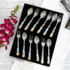 Gift Sweet Dad Personalized Box Cutlery (Set of 12)