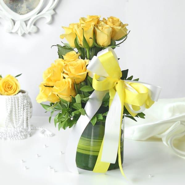 A Yellow Affair