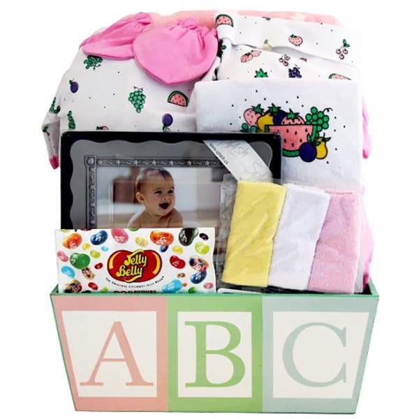 ABC Baby - Girl 3/cs