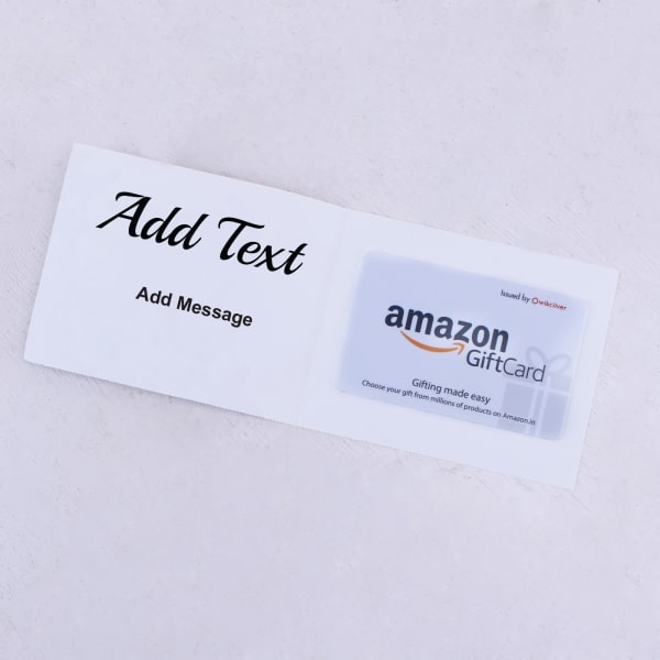 a8fbd991ee7 Amazon 500 INR Personalized Gift Card: Gift/Send Mother's Day Gifts ...