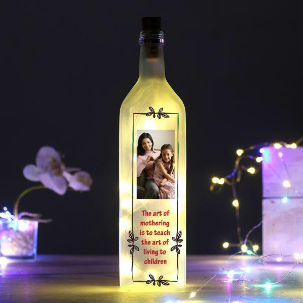 Art of Mothering Personalized Led Bottle