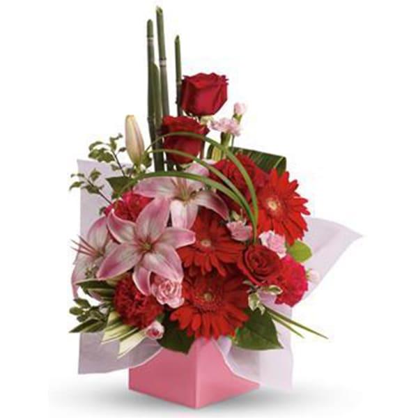 Artistic Expression - Flower Arrangement
