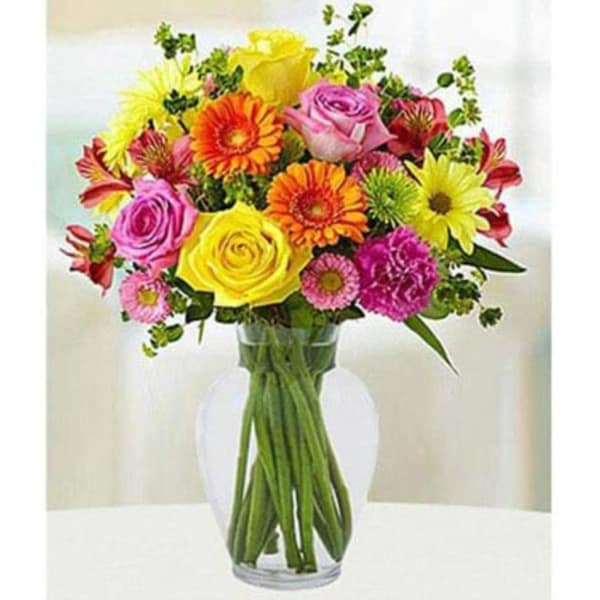 Assorted Colorful Bouquet