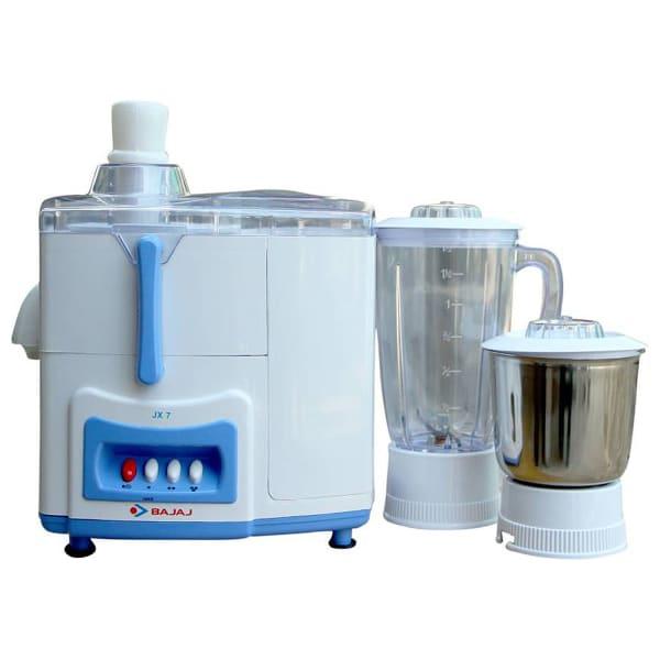 Bajaj JX 7 500 W Juicer Mixer Grinder