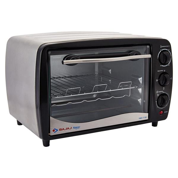 Bajaj Majesty 1603 TSS Oven Toaster Grill-16 L