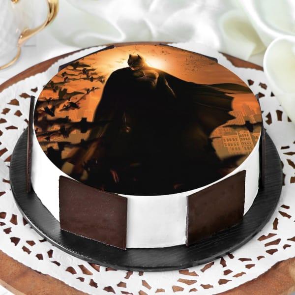 Batman Cake (1 Kg)