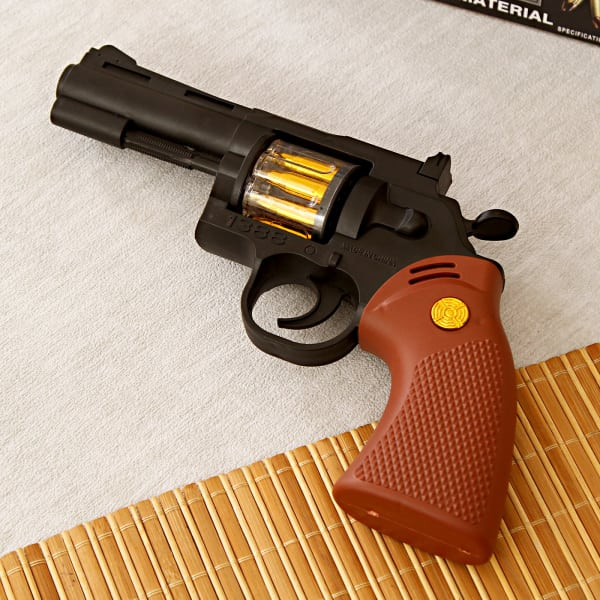 Battery Operated Fire Pistol for Kids