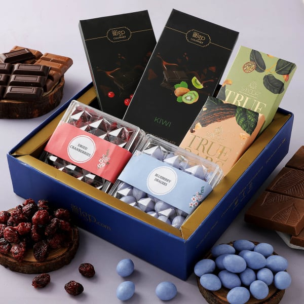 Berry Fruity Chocolates Gift Pack
