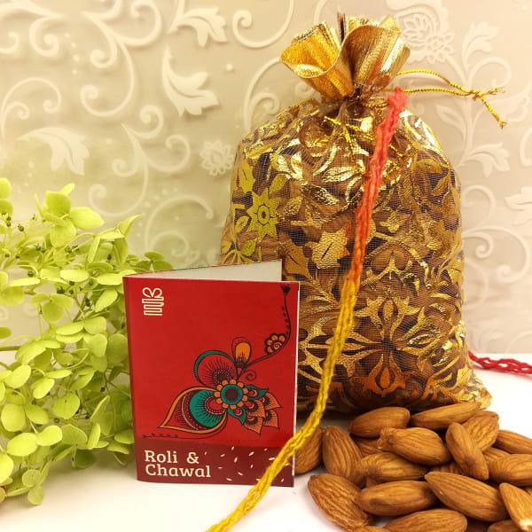 Bhaidooj Tikka with Almonds 200 Gms