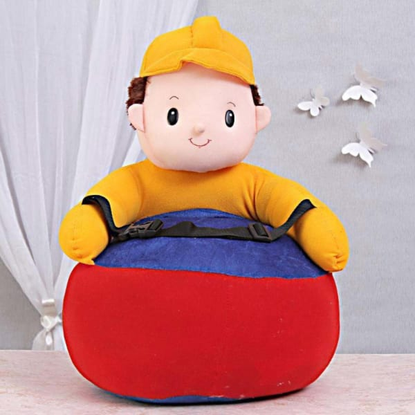 Big Boy Bob the Builder Soft toy