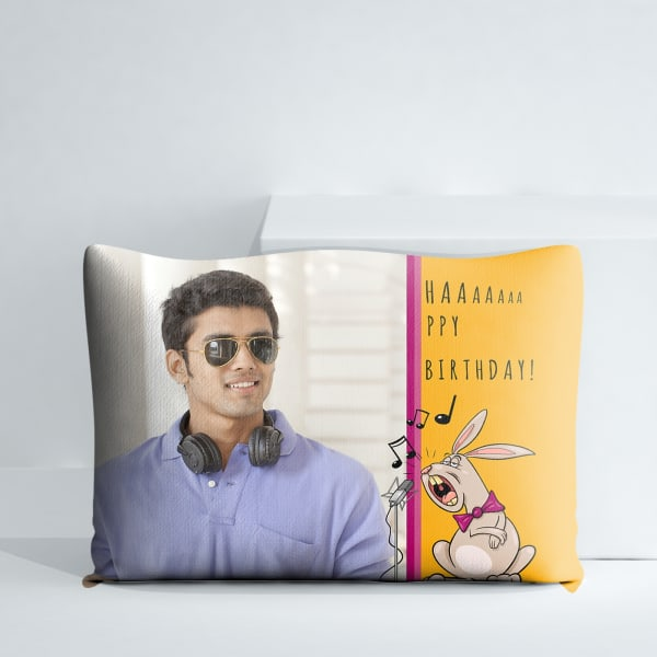 Birthday Personalized Cushion