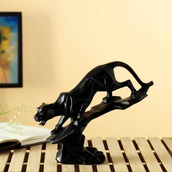 Black Panther Home Decor Showpiece