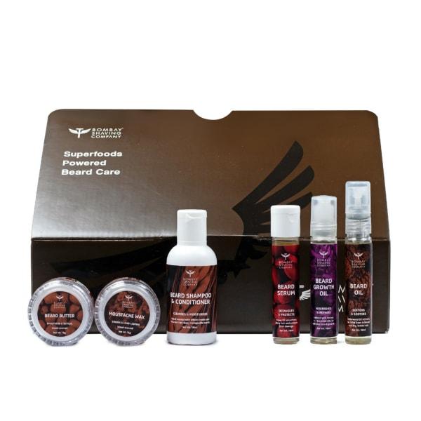 Bombay Shaving Company Beard Care Starter Kit