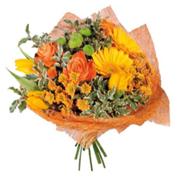 Bouquet Orange Mood