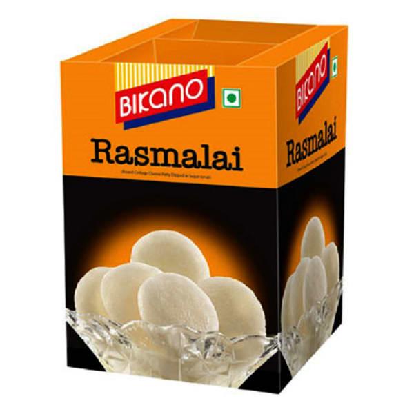 Box of Bikano Rasmalai