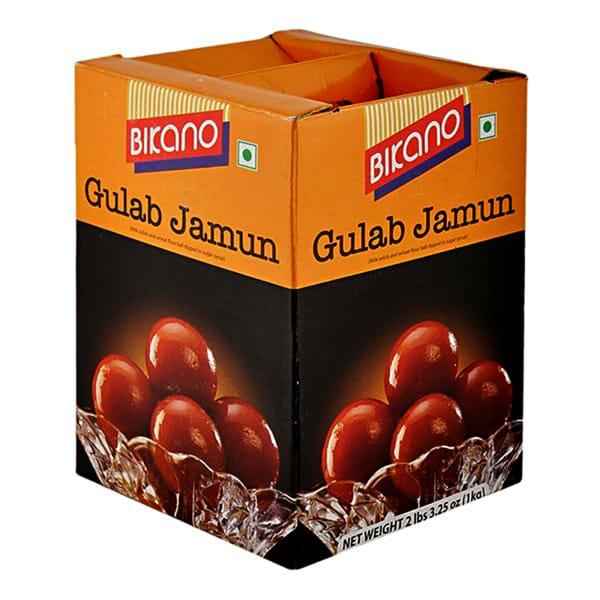 Box of Delicious Gulab Jamun
