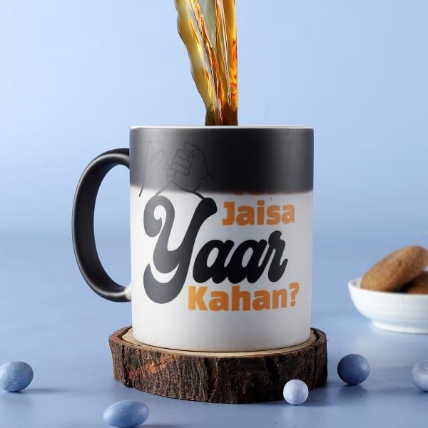 Buddy Personalized Magic Ceramic Mug