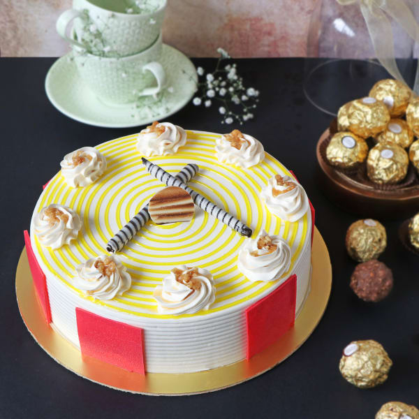 Butterscotch Swirl Cake (2 Kg)