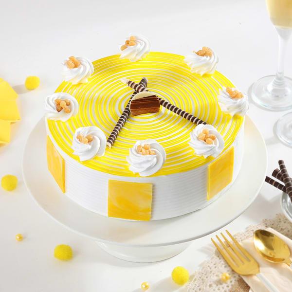 Butterscotch Swirl Cake (Half Kg)