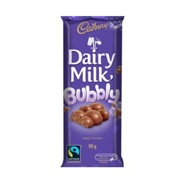 Cadbury Dairy Milk Bubbly