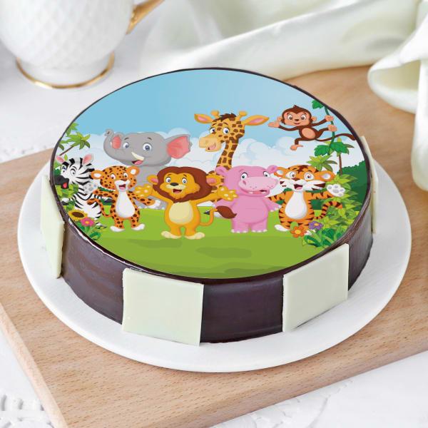 Cartoon Cake (Half Kg)