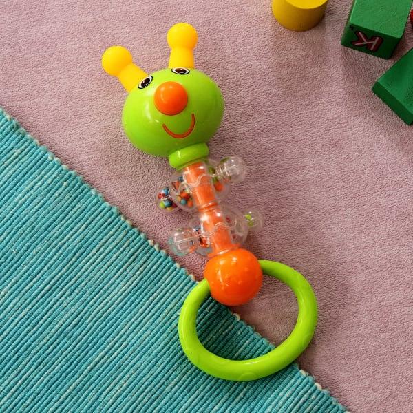 Caterpillar Rattle