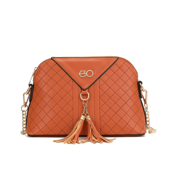 Chic Brown Sling Bag For Women