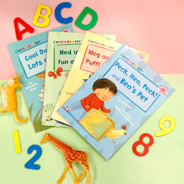 Children's Storybooks - Set of 4