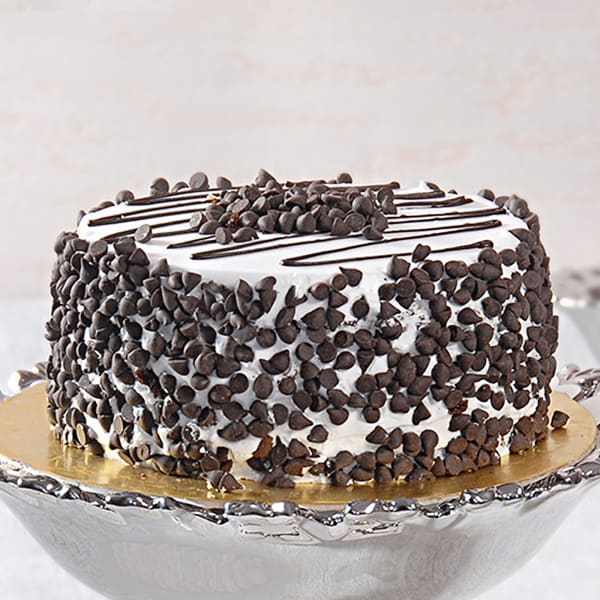 Choco Chips Black Forest Cake (1 Kg)