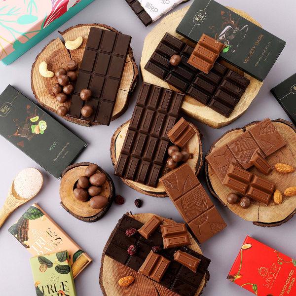 Chocolate Bounty Gift Box