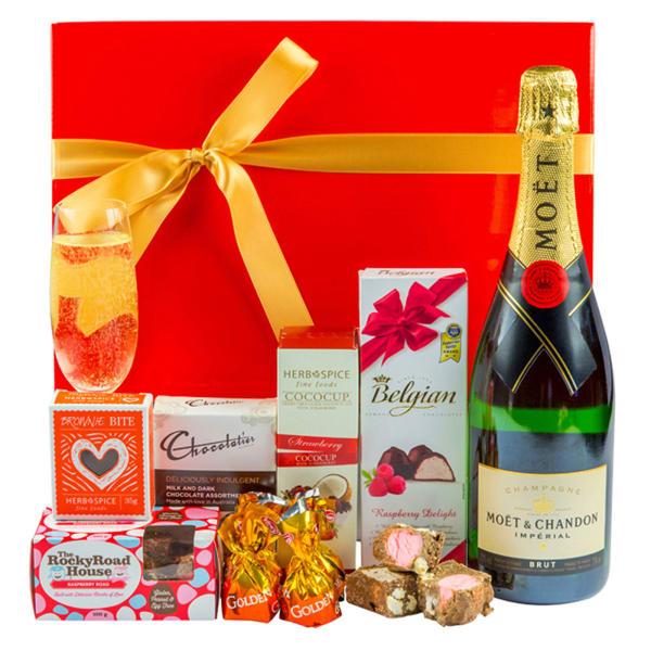 Chocolate Bubbles - Gourmet Gift Hamper