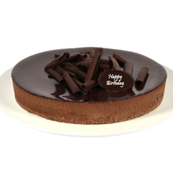 Chocolate Cheesecake: Gift/Send
