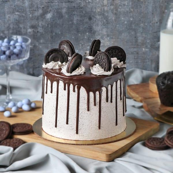 Chocolate Oreo Cake (2 kg)