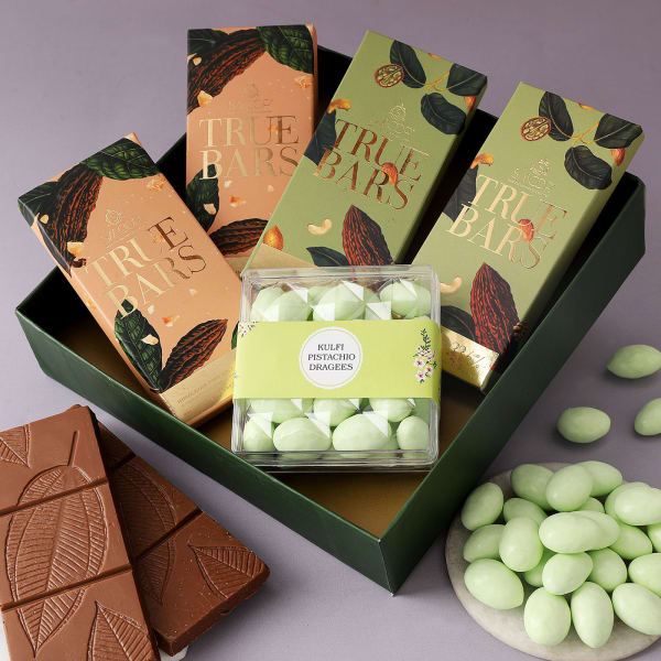 Chocolates And Dragees Gift Pack