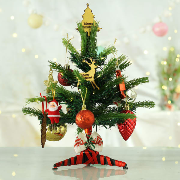 Christmas Tree & Christmas Decoration with LED String