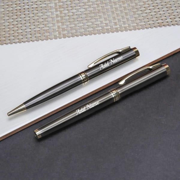 Classy Mix Personalized Pen Set