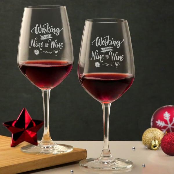 Classy Wine Glasses